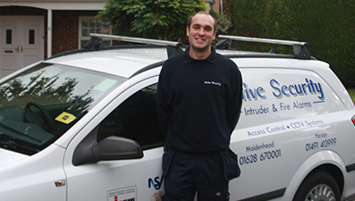 Security Installers Bourne End