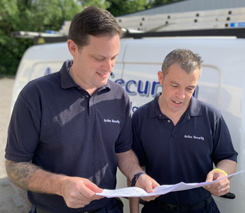 Security Installers Maidenhead