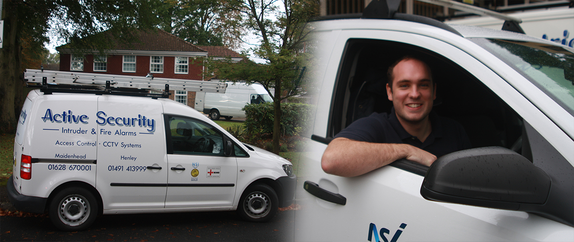 Security Installer Twyford